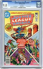 Justice League of America  #177   CGC  9.8  NMMT  White  pages Despero App. 4/80