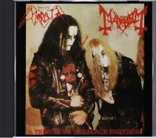 MAYHEM / MORBID - A TRIBUTE TO THE BLACK EMPERORS CD