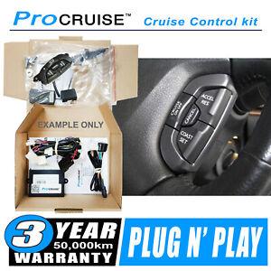 Cruise Control Kit Nissan Patrol GU Wagon 2004-2008 3.0 Tdi  (With Genuine contr
