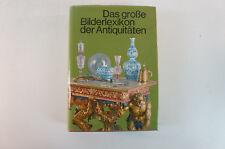 Das große Bilderlexikon der Antiquitäten 1979 Möbel Geschirr Kunst  B5664