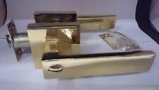 Privacy door lock & lever handle  PVD