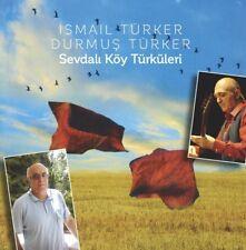 ISMAIL TÜRKER - SEVDALI KÖY TÜRKÜLERI   CD NEW+