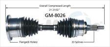 TrakMotive CV Axle Shaft P/N:GM-8026