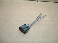 NEW DISTRIBUTOR plug pigtail fits Nissan Altima KA24DE DOHC 1993-96 FOUR WIRES