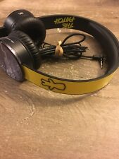 SOL REPUBLIC SOUR PATCH THE PATCH LIMITED EDITION TRACKS V8 HEADPHONES BEATS