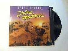 Bette Midler – Divine Madness - Atlantic – SD 16022 vg+/VG+ vinyl lp 1980