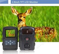 Trail Camera Wireless Security Cam Home Guard 940nm IR Time  Waterproof fast