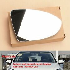 Fit For VW Golf mk7 VII Door Wing Mirror Glass With Heated - Right Driver's side