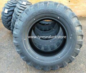 NEW Goodyear 15.5-25 SGL 12ply telehandler loader tyre X1