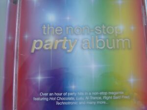 Various Artists - Non-Stop Party Album (2000) CD