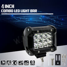 36W Philips Led Work Lights Pods Spot Offroad Lamp For ATV JEEP UTE 4'' Cube