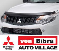 Brand New Genuine Mitsubishi Triton MQ & QE Pajero Sport Tinted Bonnet Protector