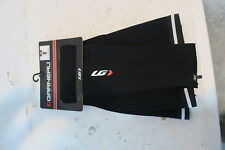 Louis Garneau Adult Zip Leg Warmers 2 Black Large