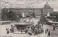 Ansichtskarte Berlin Königlisches Schloss mit Lustgarten 1906 (Nr.9148)