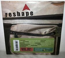 CD RESHAPE VOL 2 - NICE CREAM - MANTRIX - LAZY PEOPLE - BRIOSKY