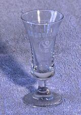 Shot Glass Stem Glass Shooter Jaegermeister Retired Original 860 K