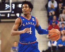 DEVONTE GRAHAM KANSAS JAYHAWKS BASKETBALL  8X10 SPORTS PHOTO (LL)