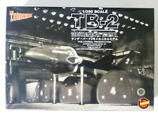 Thunderbirds IMAI 1/350 TB-2 Mechanical Model Clear with Photo Etched Parts Rare