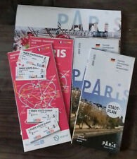 Paris Visite - Verkehrsmittel Pass/ Tour/ Reise/ Event Tickets/ Neu/ Original