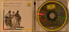 FAUST - JOHANN WOLFGANG DA GOETHE (CD P 176)