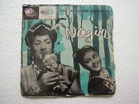 NAGIN HEMANT KUMAR TAE 1332 1966 RARE BOLLYWOOD india OST EP 45 rpm RECORD vg+