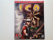 Ico Primas official Strategy Guide 2001, wie neu