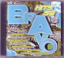 BRAVO HITS  59  Doppel CD 2007  OVP