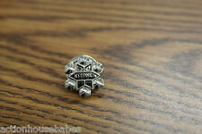 SKI SNOWFLAKE PIN BADGE SKIING ( SKI KITIMAT - PEOPLE OF THE SNOW ) B.C. CANADA