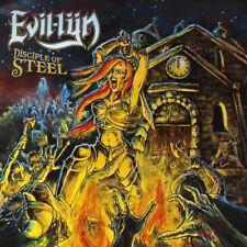 EVIL-LYN-Disciple Of Steel CD Night Demon, Enforcer, Cauldron, Iron Maiden,Saxon