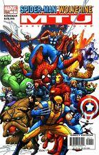 Marvel Team-Up Vol. 4 (2004-2006) #1