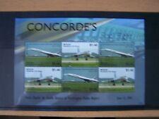 BEQUIA,CONCORDE,AIRCRAFT, M/S,U/MINT,EXCELLENT.