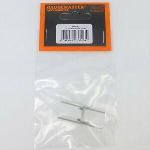 Gaugemaster N Gauge Buffer Stop pack of 1 (GM53) - Brand New