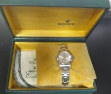 Rolex Oyster Perpetual ladies Datejust stainless orig. box  *PRISTINE*