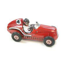 GRAN PRIX RACE CAR Tin FRICTION gran Motor Sound open wheel sprint vtg Retro Box