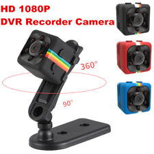 SQ11 Full HD 1080P Mini Car DV DVR Camera Spy Hidden Camcorder IR Night Vision