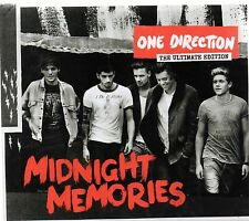 One Direction - Midnight Memories : Ultimate Edition (18 track CD 2013)