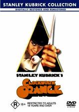 Clockwork Orange - Rare Dvd Aus Stock -Excellent