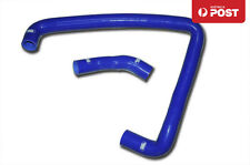 For Nissan Fairlady 300ZX Z32 VG30DETT Silicone Radiator Hose Kit 1990-1996 Blue