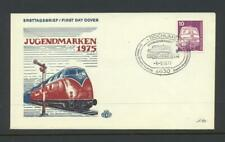 Germany 1977 SG 1740 on Cover with Railway Museum design