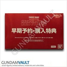 NEW 1/60 PG Astray Red Frame LTD Clear Armor & Sword Set Bandai Perfect Grade