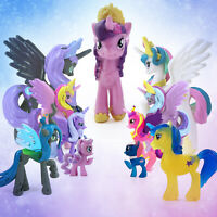 My Little Pony Applejack Style Horse Mini Loose Figures Cake Toppers Blind Bag