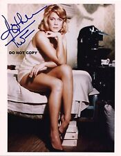 KATHLEEN TURNER 8X10 AUTHENTIC IN PERSON SIGNED AUTOGRAPH REPRINT PHOTO RP