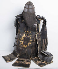a rare antique Japanese samurai armordate:17th century(EDO period or earlier)