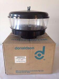 "H002043 5"" Air PreCleaner Bowl Donaldson"