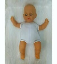 "17"" Goldberger Unbelievably Soft Baby 1998 Air Filled Eyes Open Close B350"