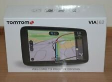TomTom VIA 62 6 Inch Sat Nav | Lifetime Maps & Traffic for UK, ROI and EU