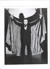 """vintage Lon Chaney, """"Dracula"""" publicity photo  8 1/2 x 11"""