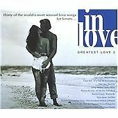 Various Artists - In Love (Greatest Love, Vol. 5, 1991) 2 DISC CD BOX set