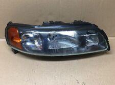 Volvo S60 2002 02 Right Front RH Passenger Headlight Assembly Head Light Lamp