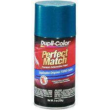 Duplicolor BFM0328 For Ford Codes DA Cayman Green 8 oz. Aerosol Spray Paint